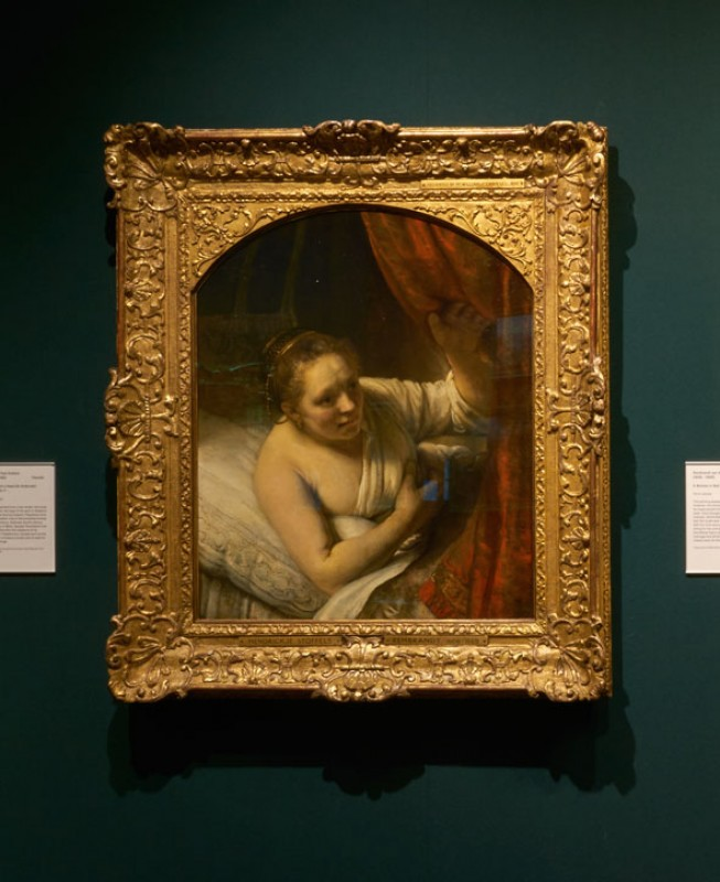 c.1645–1646, oil on canvas by Rembrandt van Rijn (1606–1669)