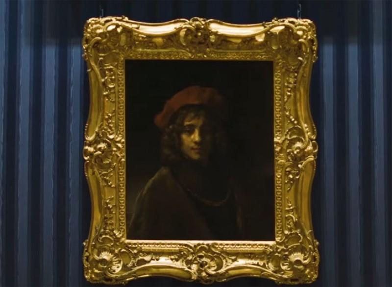 c.1657, oil on canvas by Rembrandt van Rijn (1606–1669)