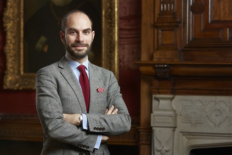 Xavier F. Salomon, Peter Jay Sharp Chief Curator, The Frick Collection