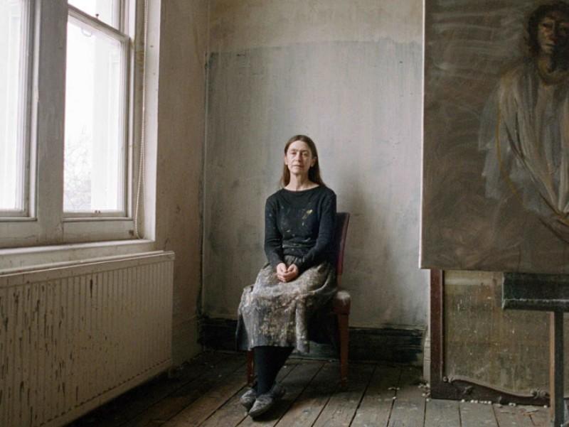 Portrait of Celia Paul