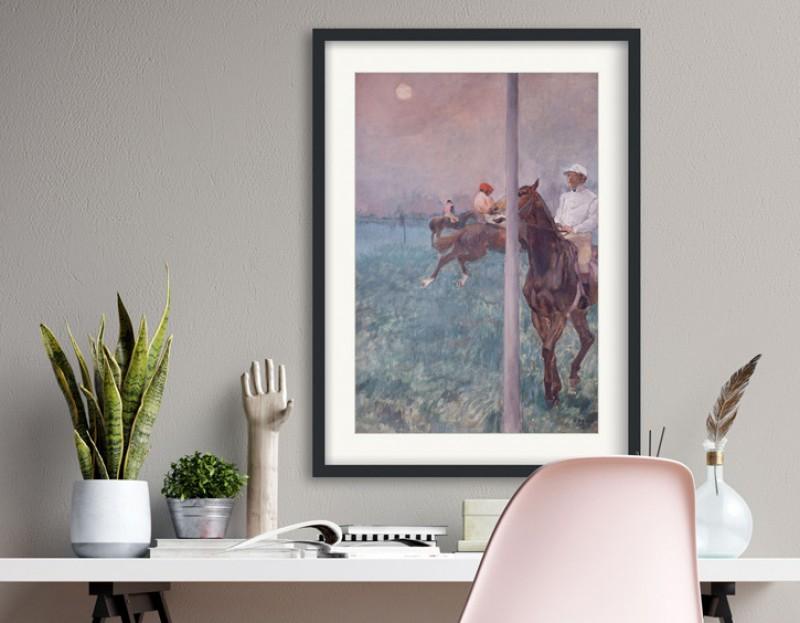1878–1879, oil, essence, gouache & pastel on paper by Edgar Degas (1834–1917)