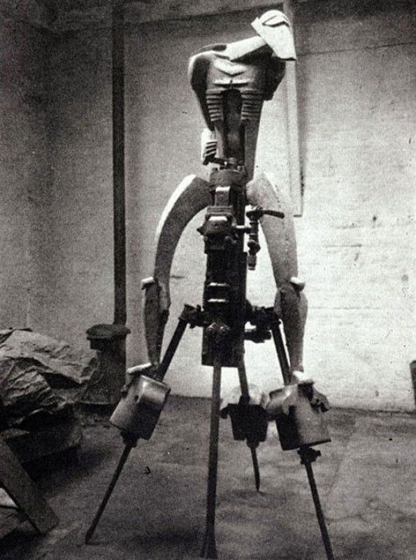 1913, sculpture by Jacob Epstein (1880–1959)