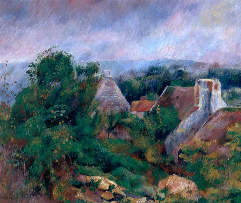 La Roche-Guyon, France