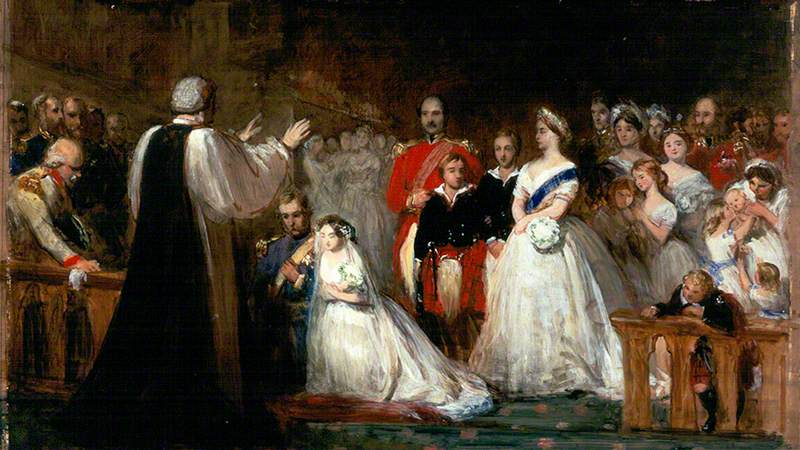 The Marriage of the Princess Royal