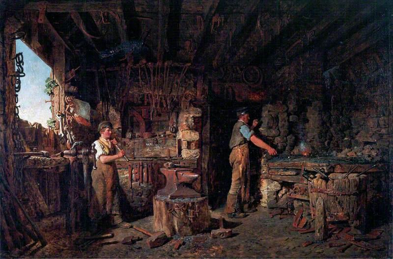 The Blacksmith's Forge