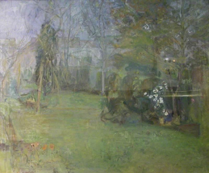 Garden at Dusk