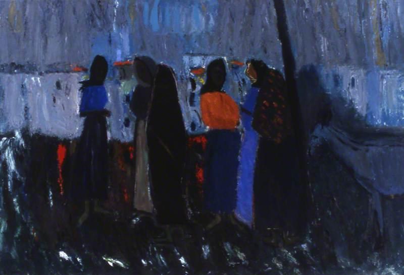 Gypsies at Sintra, Portugal