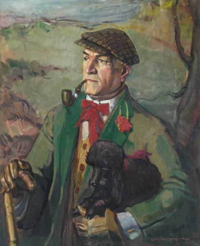 Councillor Fraser McKintosh
