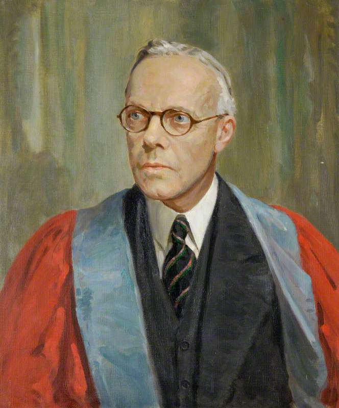 Portrait of a Head Teacher