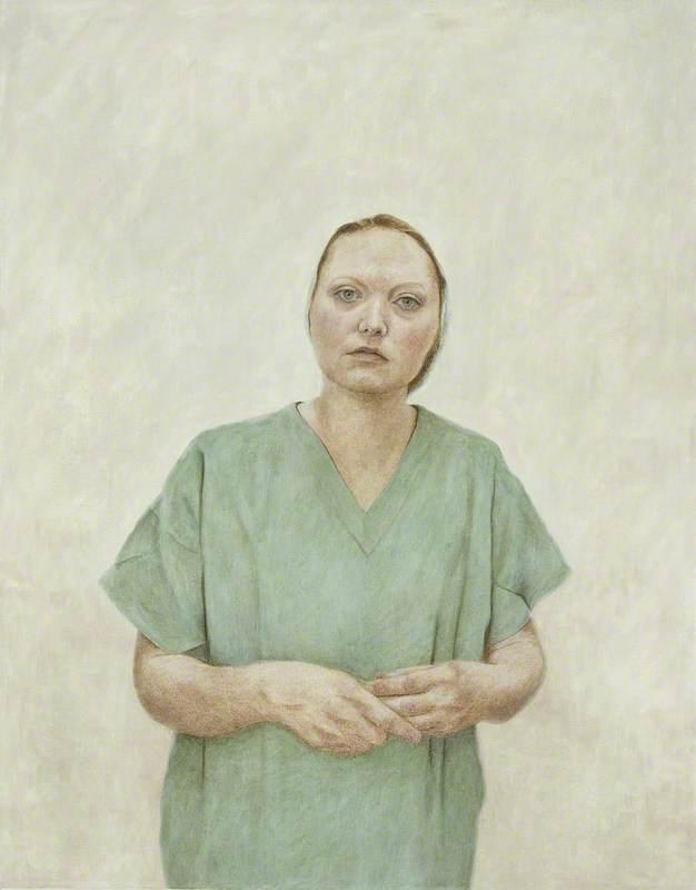 Vivienne Reid, Theatre Staff Nurse
