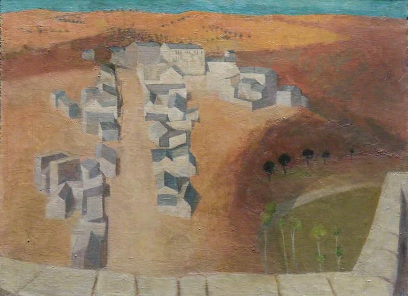 Catalan Landscape