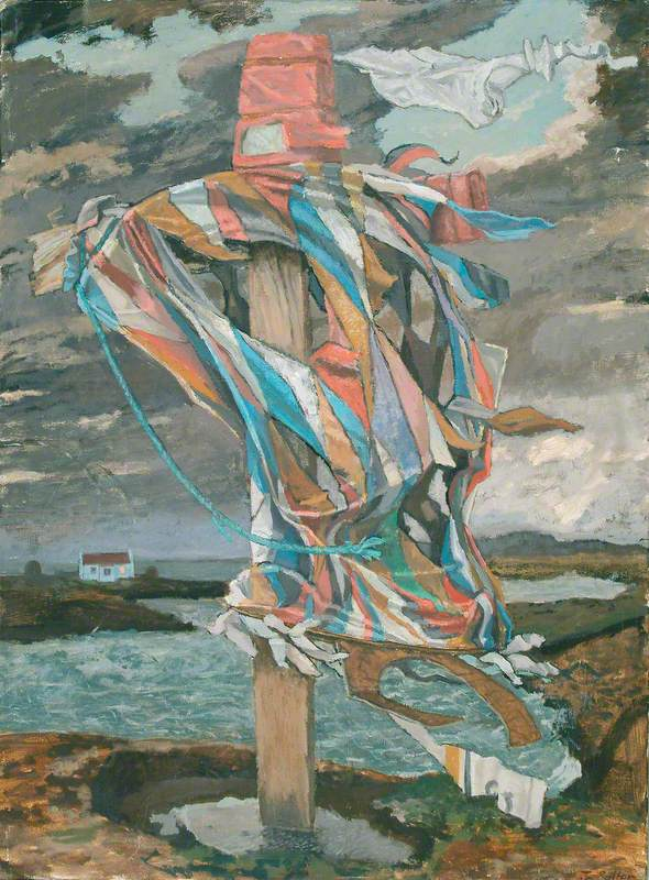 'Behaving as the wind behaves no nearer'
