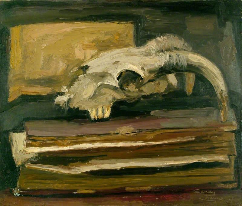 Sheep's Skull