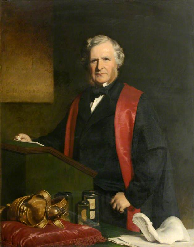 Sir Erasmus Wilson (1809–1884)