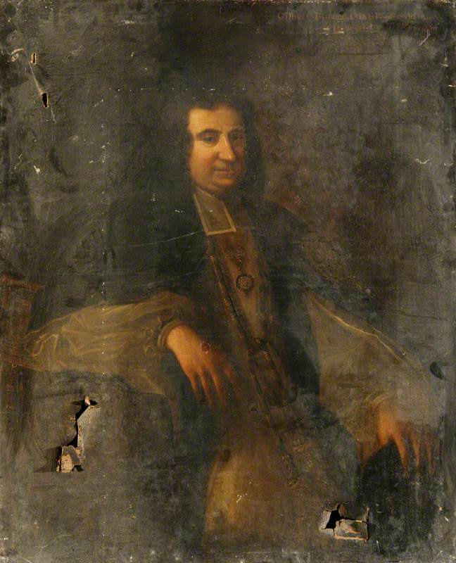 Gilbert Burnet (1643–1715), DD, Bishop of Salisbury