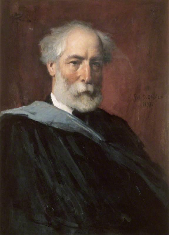 Sir William Duguid Geddes (1828–1900)