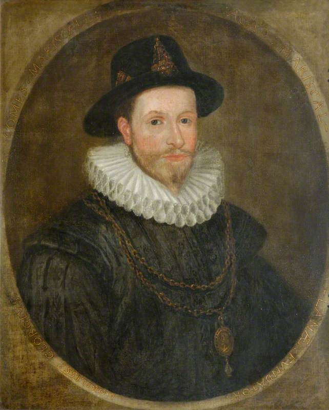 George Keith (1549/1550–1623), 5th Earl Marischal