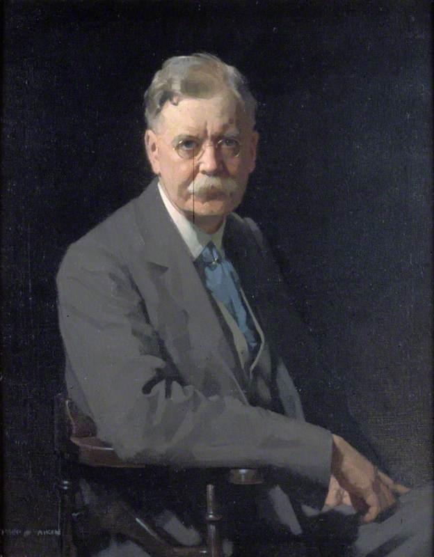 William Kelly (1861–1944), LLD, ARSA