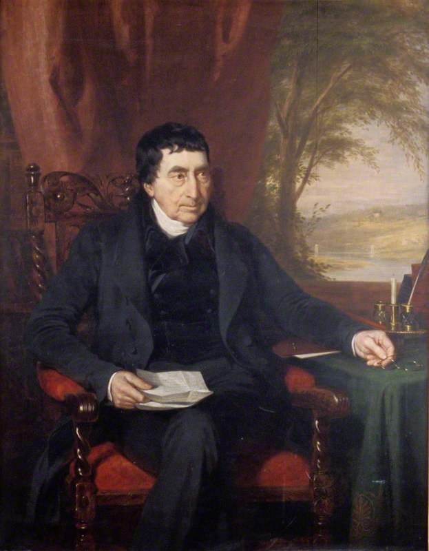 Reverend George Morison (1757–1845)