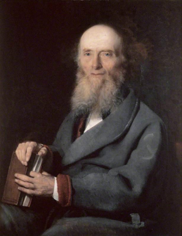 Professor James Nicol (1810–1879)