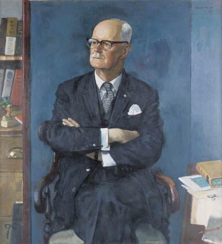 Dr W. Douglas Simpson (1896–1968)