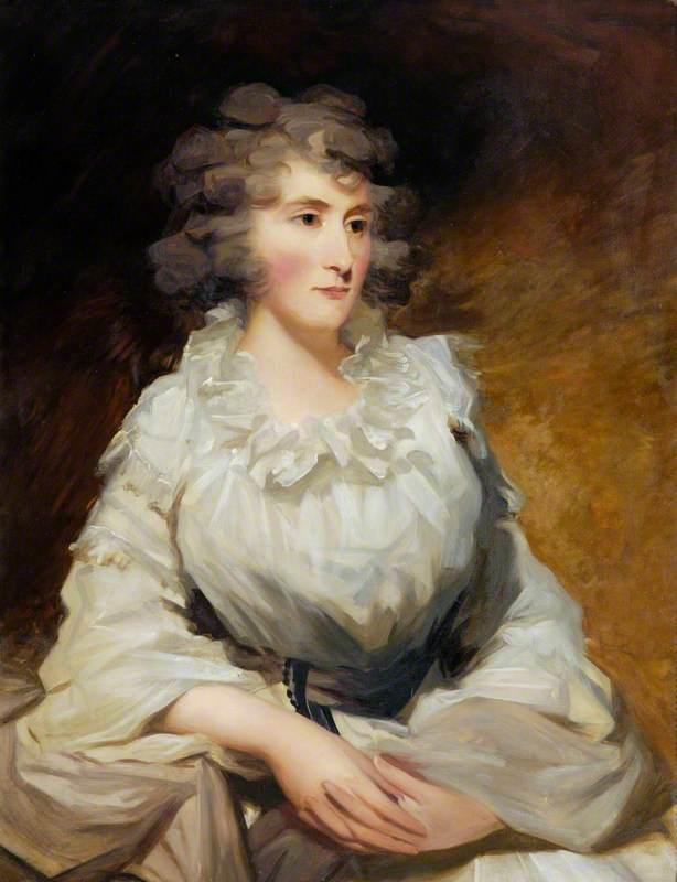 Mrs Christian Gordon, née Forbes of Ballogie