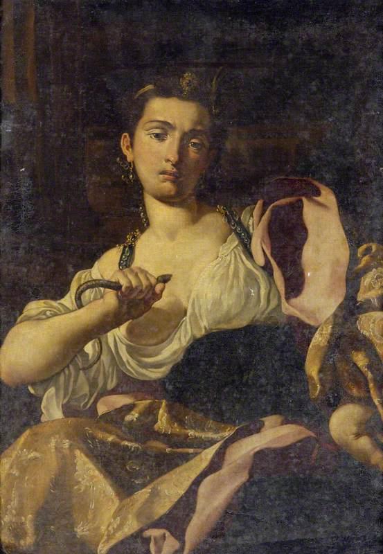 Cleopatra's Suicide