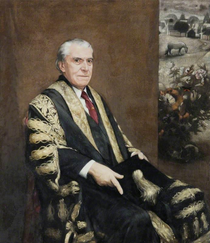 Sir Kenneth Alexander (1922–2001)