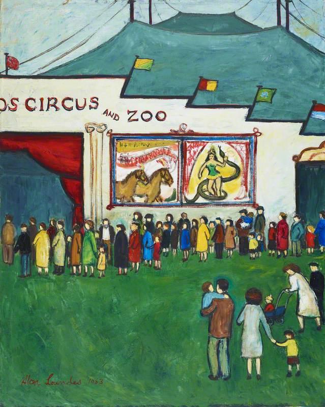 Entering the Circus