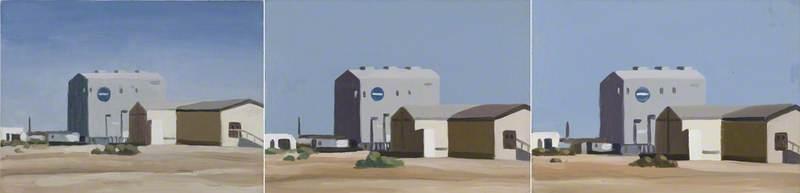 Edward Airforce Base 1, 2, 3