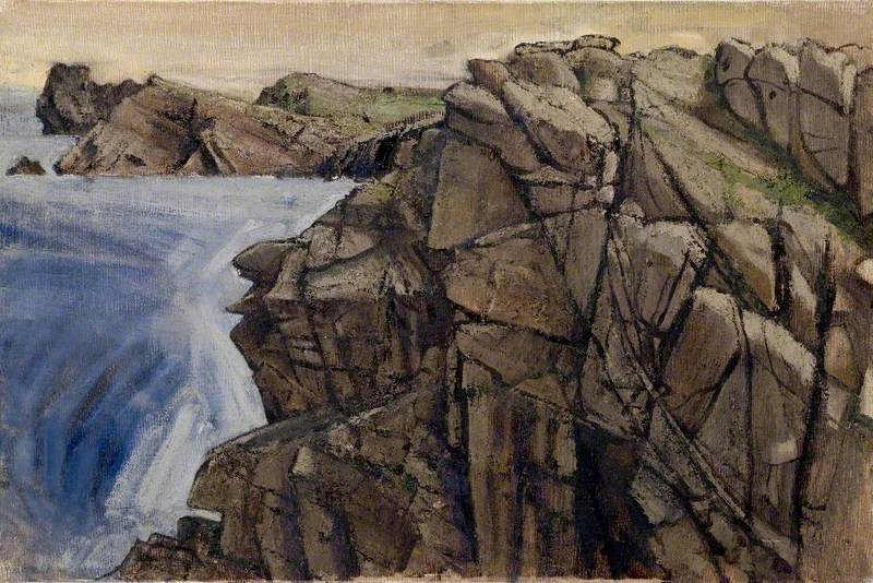 Cliff Face, Tory Island