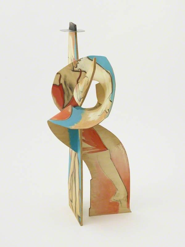 Small Fan Dancer (Variation No. 1)