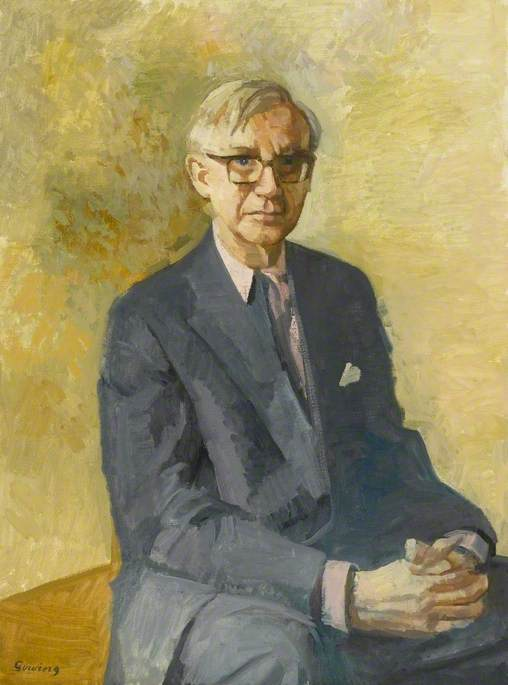 Sir William Rees-Mogg (1928–2012)