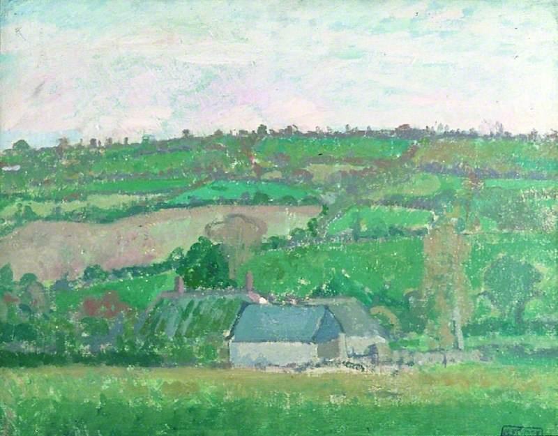Landscape, Somerset