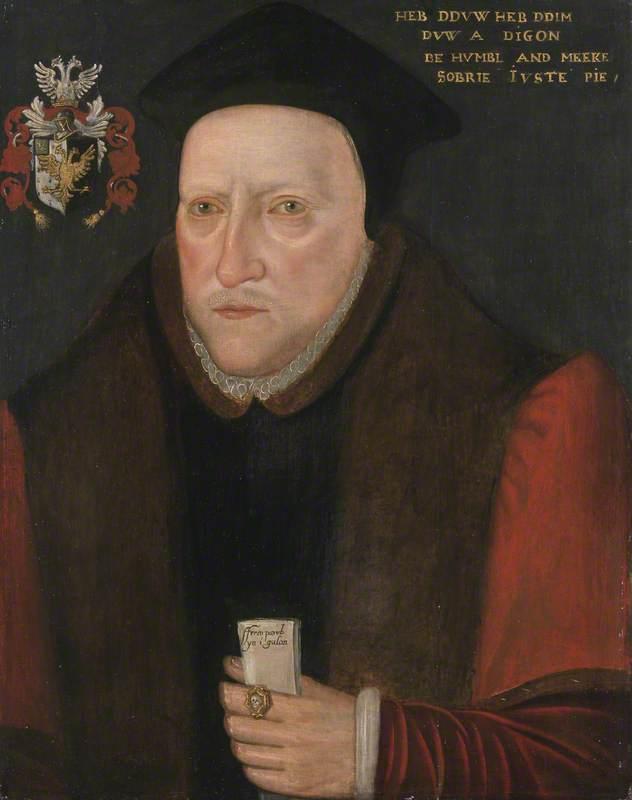 Edward Goodman of Ruthin (1476–1560)