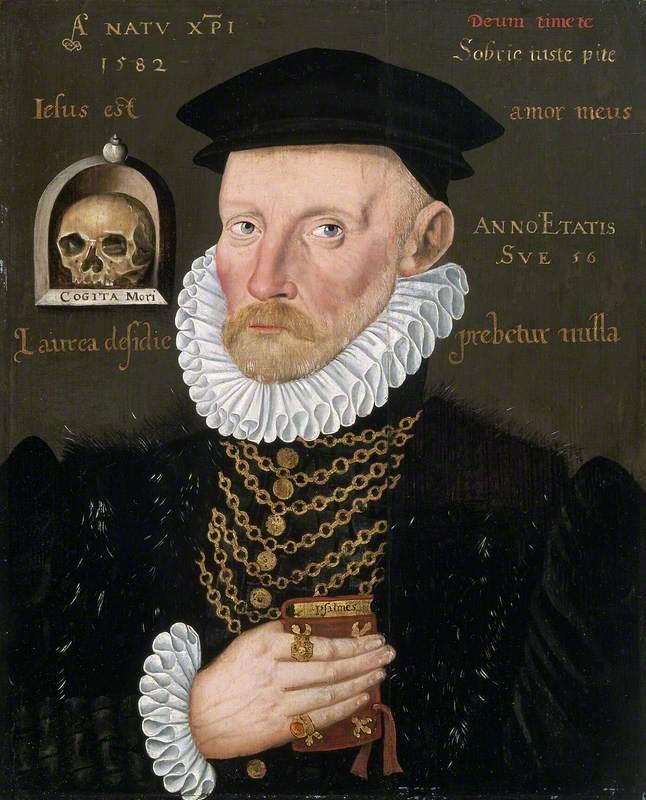 Gawen Goodman of Ruthin (1526–1604)