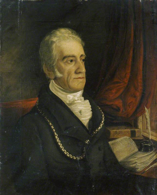 Reverend William Jenkins Rees (1772–1855)