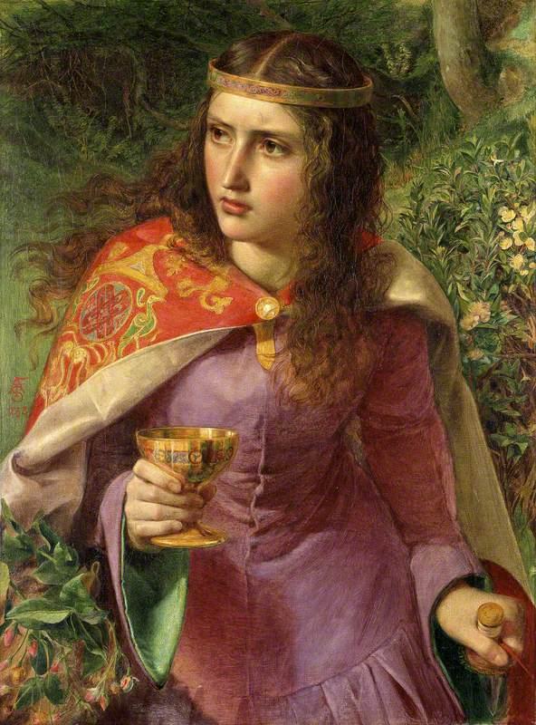 Queen Eleanor (c.1122–1204)