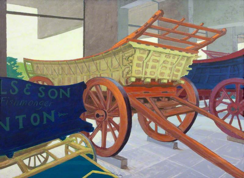 Carts and Waggons