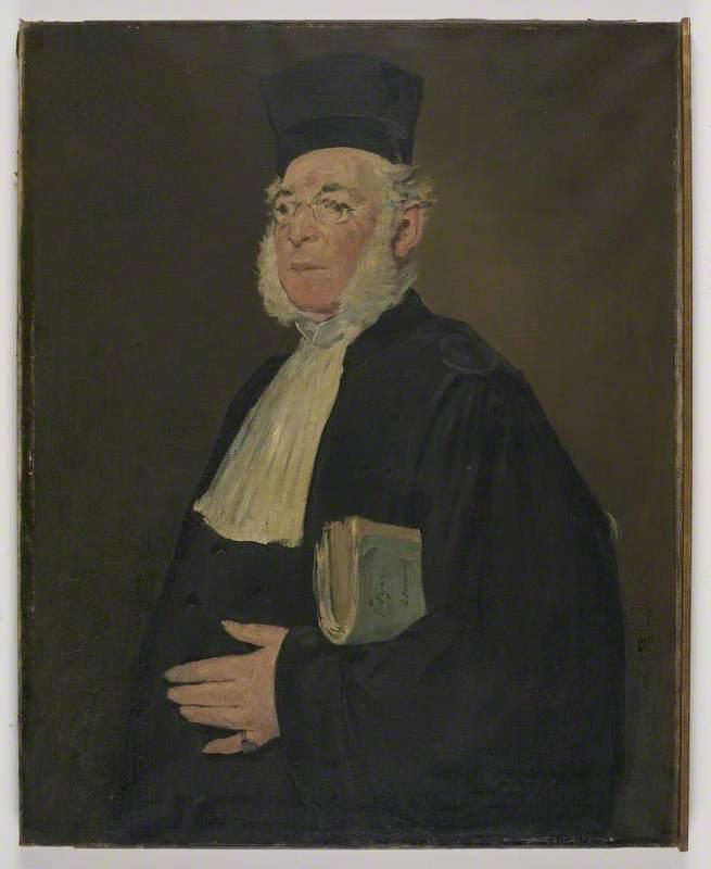 Monsieur Jules Dejouy (1815-1894)