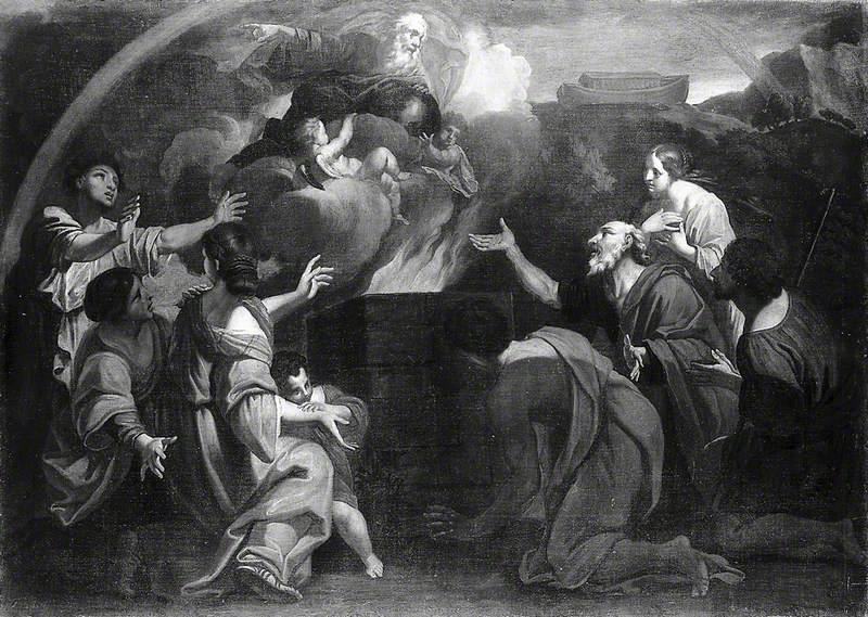 The Sacrifice of Noah