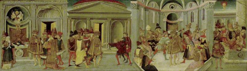 The Assassination and Funeral of Julius Caesar