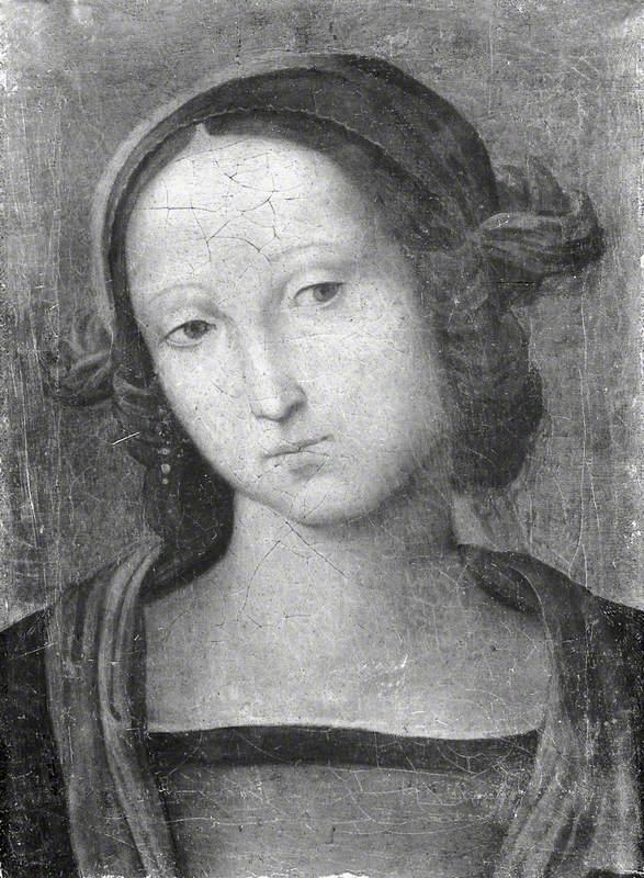 The Head of the Virgin
