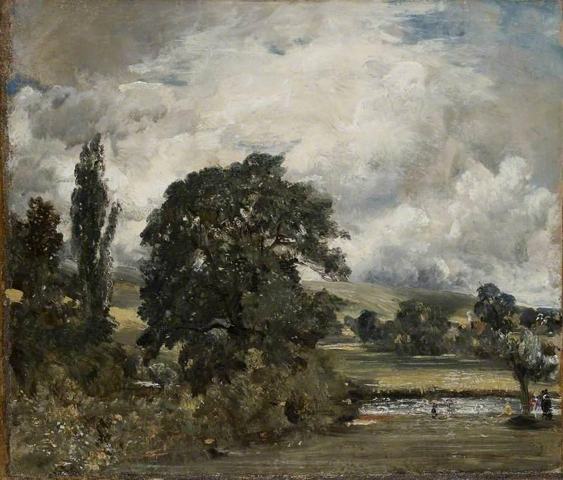 Water Meadows near Salisbury