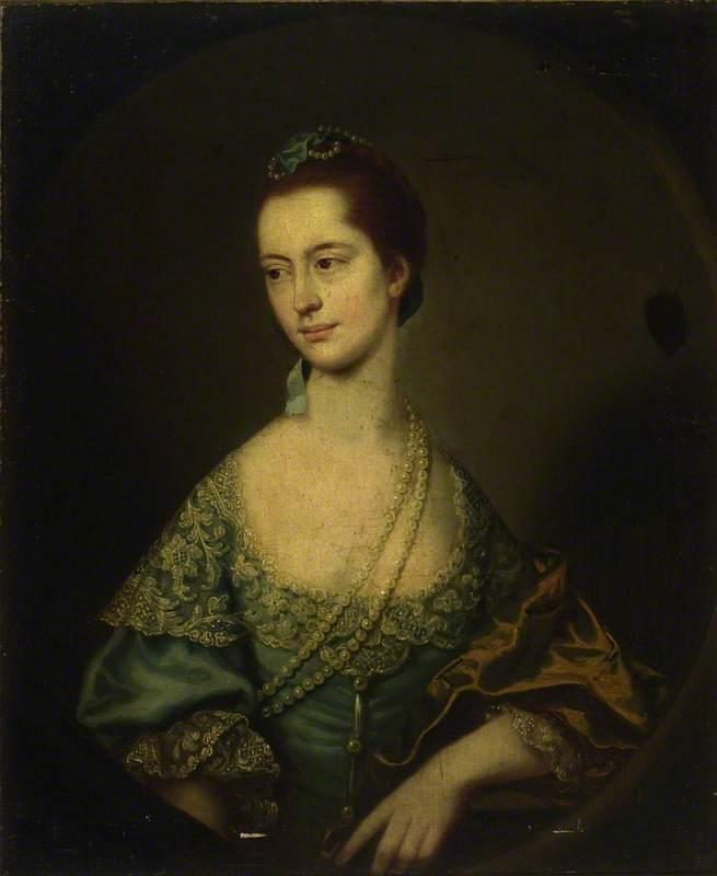 Frances Kinderley, Wife of James Smith, Junior