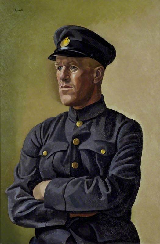 T. E. Lawrence as Aircraftsman Shaw