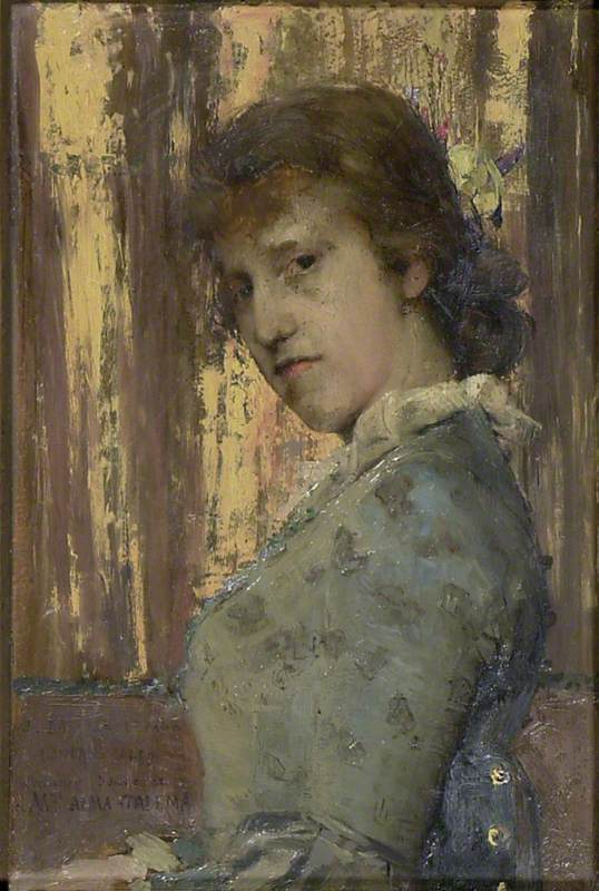 Laura, Lady Alma-Tadema