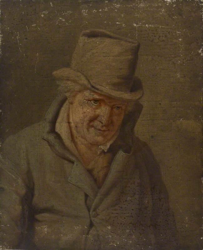 Portrait of a Man wearing a Hat