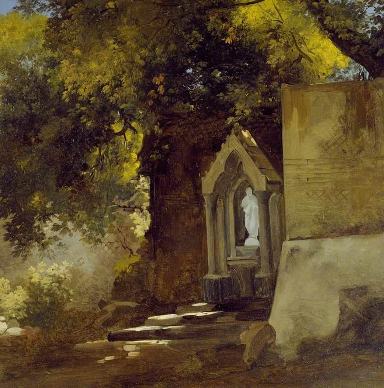 A Wayside Shrine