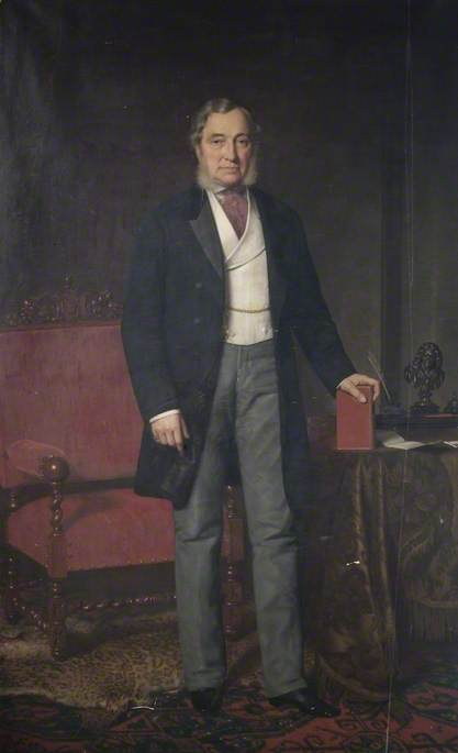 William Wentworth Fitzwilliam Dick, Esq. (1805–1892), MP for County Wicklow